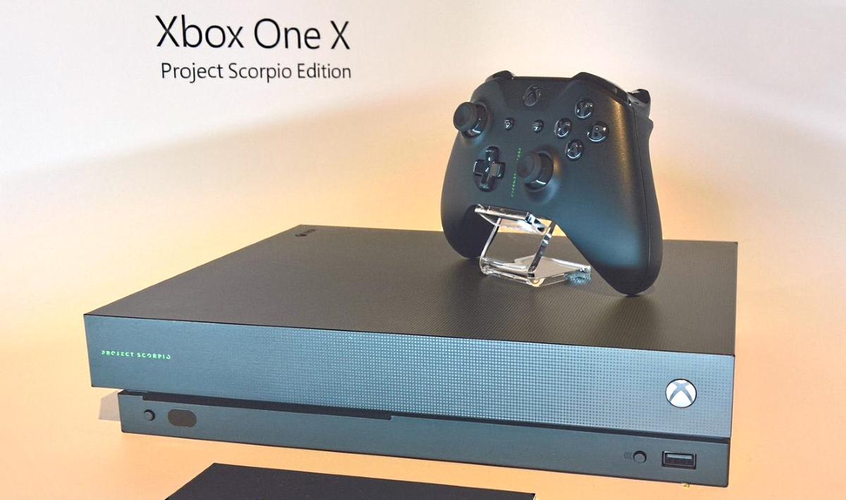 Xbox One X Scorpio Edition tem pré-venda oficializada no Brasil