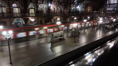 Foto noturna modo manual - alterando tempo de exposição