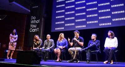 Samsung apresenta projetos sociais para 2018