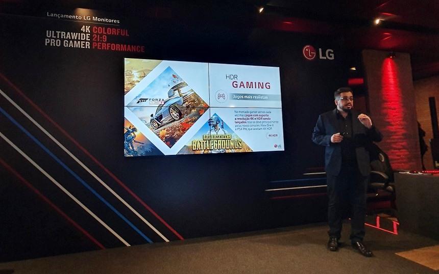 LG expande linha de monitores no Brasil