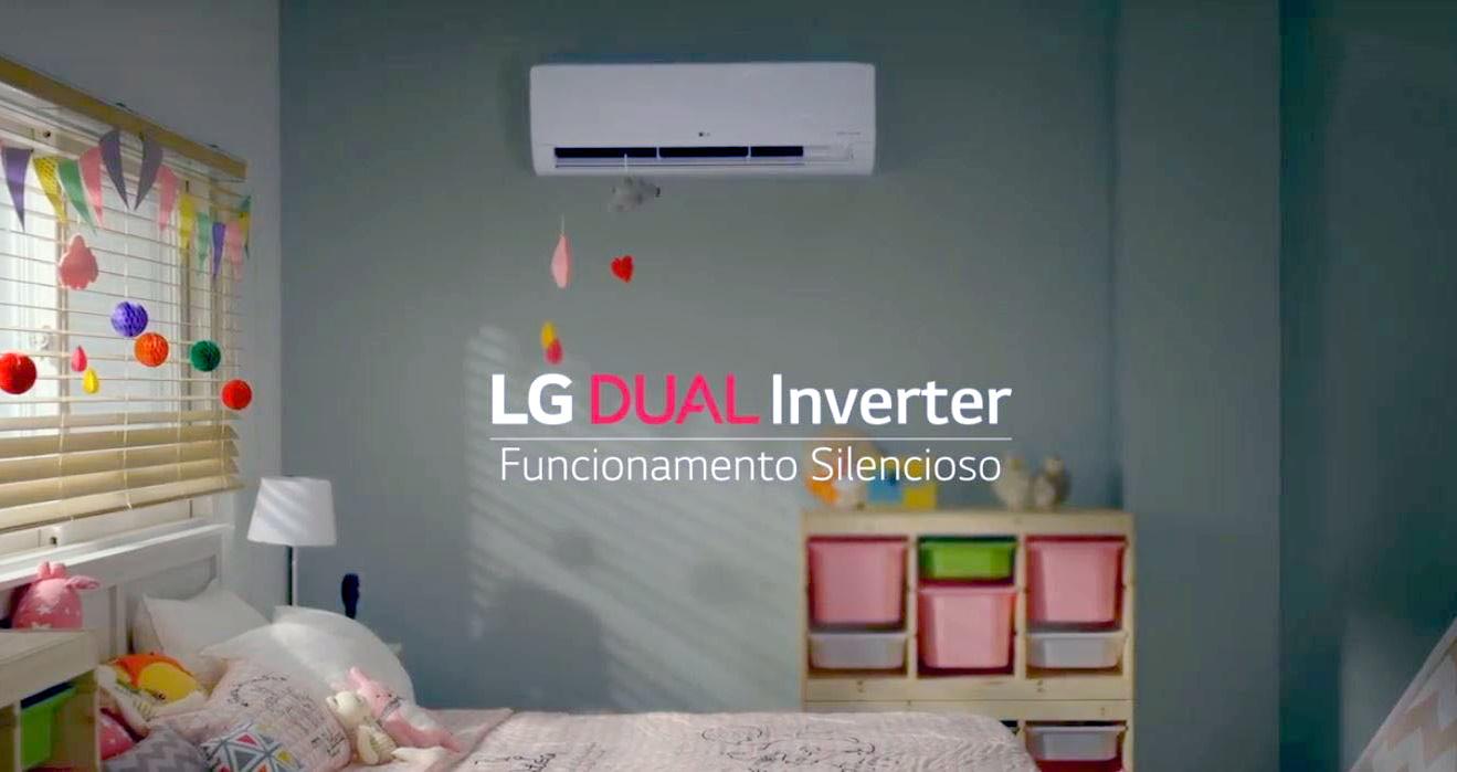 LG: ar condicionado com comando de voz