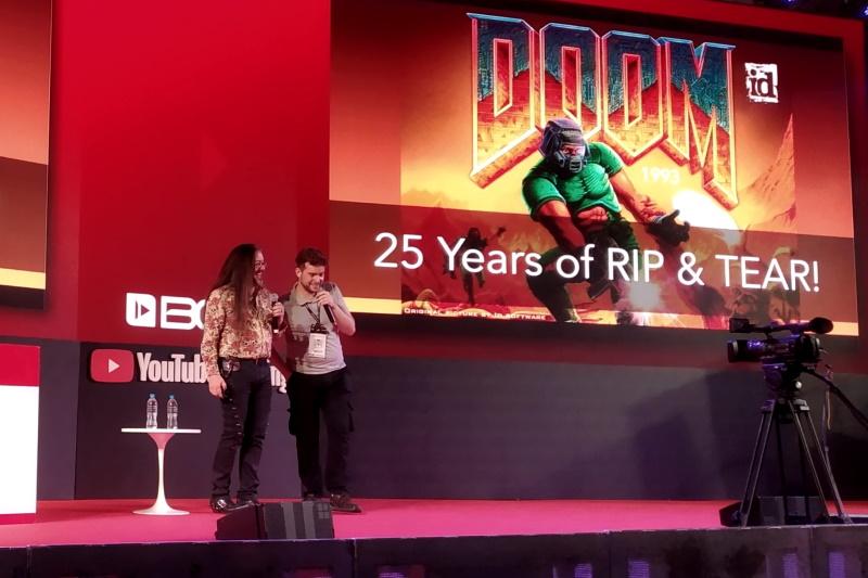 A trajetória de Doom: da ideia ao mercado