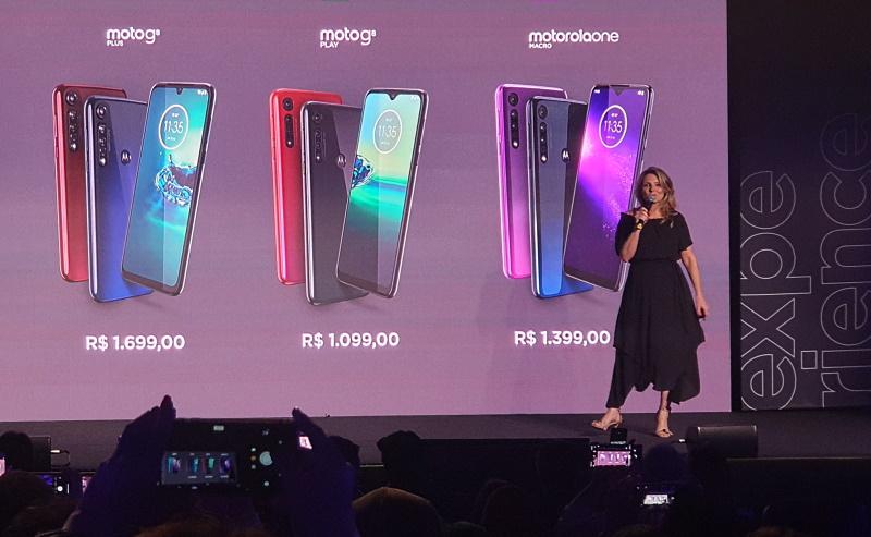 Motorola: os últimos lançamentos de 2019