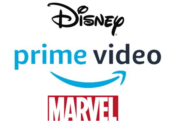 Amazon Prime Video fecha parceria com a Disney