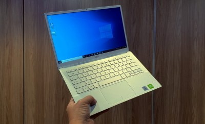 Notebook Dell Inspiron com CPU Intel de 10ª geração
