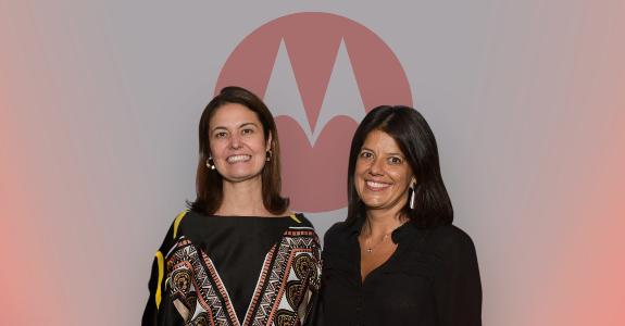 Motorola anuncia brasileiras como líderes globais