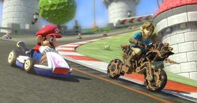 The Legend of Zelda: Breath of the Wild llega a Mario Kart 8 Deluxe