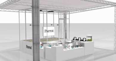 Parrot abre su primera tienda en España