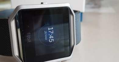 Review Fitbit Blaze: el smartwatch de Fitbit