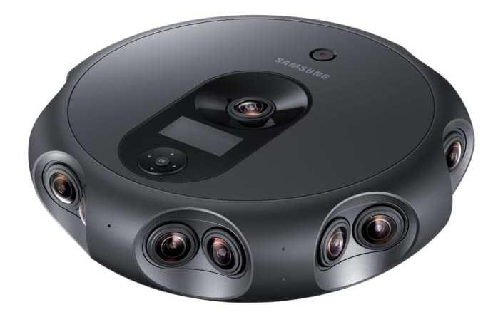 Samsung presenta 360 Round, para crear y emitir en directo contenidos 3D en realidad virtual