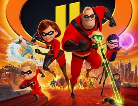 """450 1000 2 - """"Los Increíbles 2"""" de Disney-Pixar ya en DVD"""