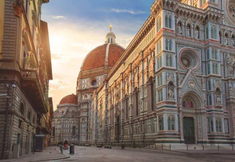 5 Maravillas del Mediterráneo Florencia 1024x709 - ¿Nos vamos de crucero?