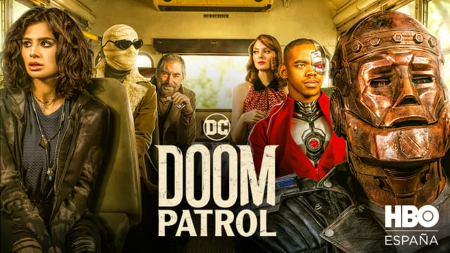 5cc706c91e7b3 thumbnail - DOOM PATROL llega el próximo 5 de Junio de la mano de HBO