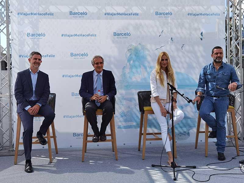 Barcelo Verano 3 - Viajar me hace feliz, el lema para este verano de Barceló Hotel Group