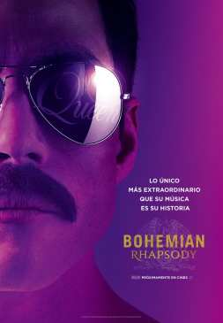 Bohemian Rhapsody 9 - Bohemian Rhapsody: Dios salve a la Reina
