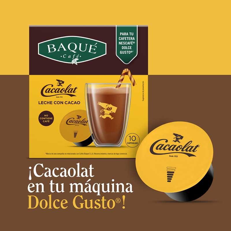 Cacaolat 2 - Cacaolat lanza su primer helado y sus cápsulas de batido de cacao
