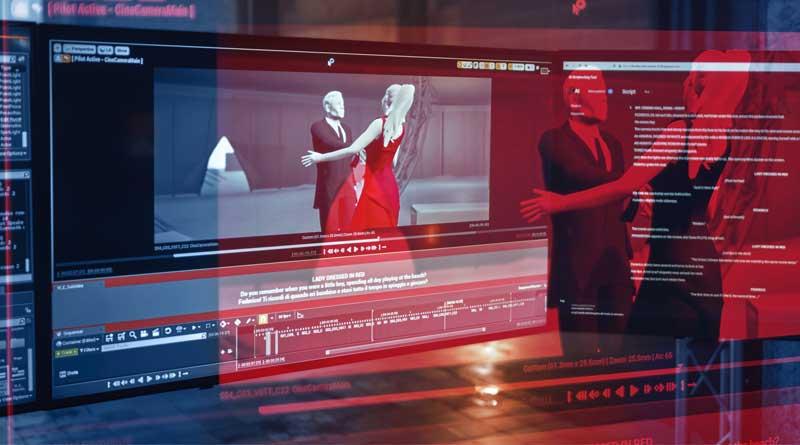 Campari IA - ¿El futuro del cine? Campari crea el primer cortometraje con Inteligencia Artificial y Fellini como musa