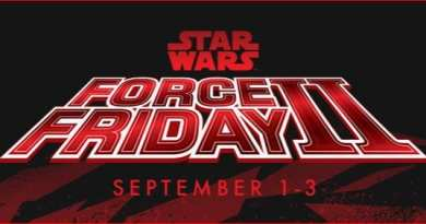 Star Wars Aumenta la Realidad en la cuenta atrás del Force Friday II