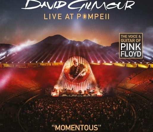 De la arena a la gran pantalla, David Gilmour y Pink Floyd llegan a los cines (solo una sola noche)