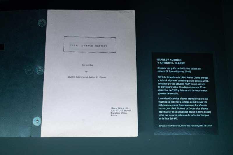 """DSC8301 1 - """"Más allá de 2001: Odiseas de la Inteligencia"""", una visión de la IA a través de la mirada de Kubrick"""