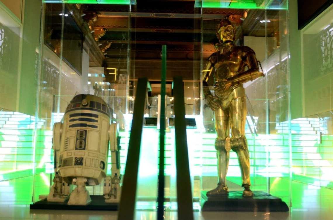 DSC 6500 - Telefónica presenta la única exposición con piezas originales autorizadas de la colección oficial de Star Wars