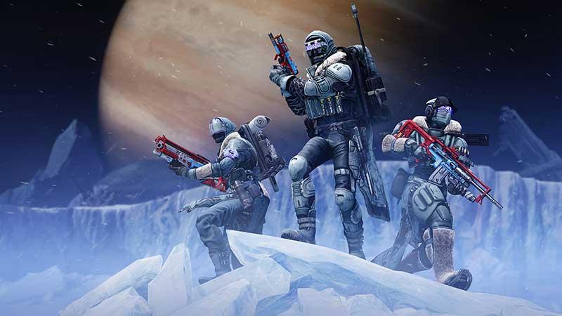 Destiny 2 Beyond Light Gear01 - Destiny 2: Más allá de la luz está cada vez más cerca. Te contamos todas las novedades