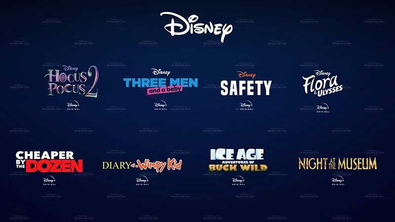 Disney Anuncios Disney2 - Investor Day 2020: todo lo que se ha anunciado para Disney+