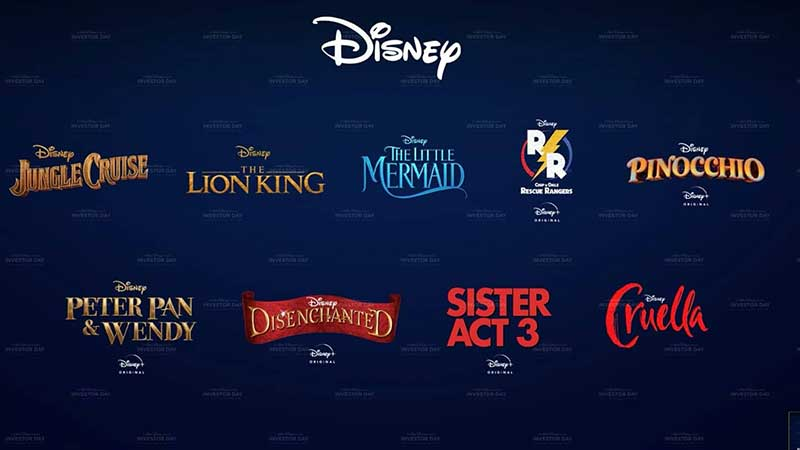Disney anuncios Disney - Investor Day 2020: todo lo que se ha anunciado para Disney+