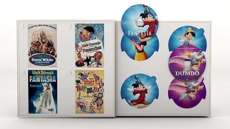 Disney classics 57 spain dvd3 - Disney lanza un pack con los 57 DVD de los Clásicos Disney por primera vez