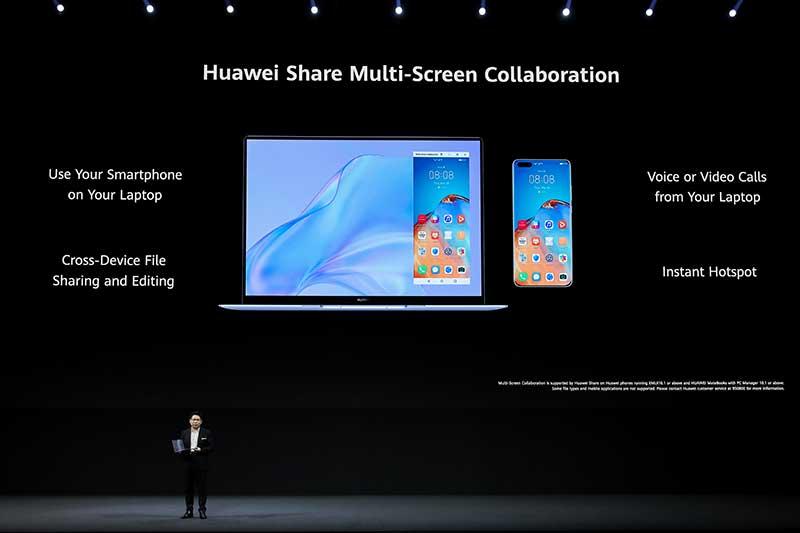 Dispositivos Huawei4 - Huawei lanza seis nuevos e interesantes dispositivos: los smartwatches Watch Fit y Watch GT2 Pro, los MateBook X y MateBook 14 AMD, los auriculares TWS FreeBuds Pro y los FreeLace Pro