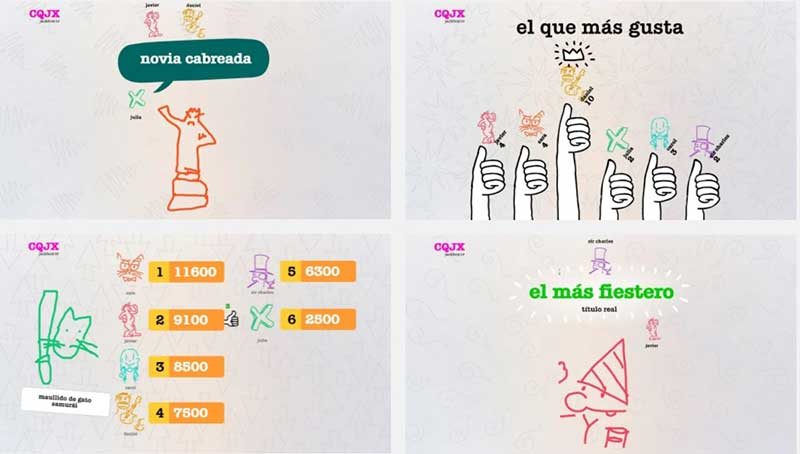 Drawful 2 3 - Drawful 2 International llega en español a Steam, Xbox, PlayStation y Nintendo Switch