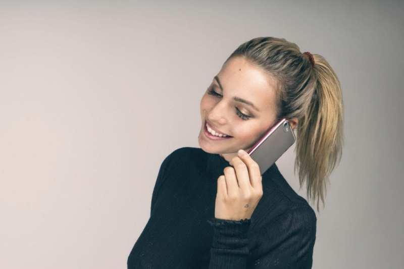ELEKTRO FLEX for iPhone lifestyle - Hoy todas nos vestimos de rosa