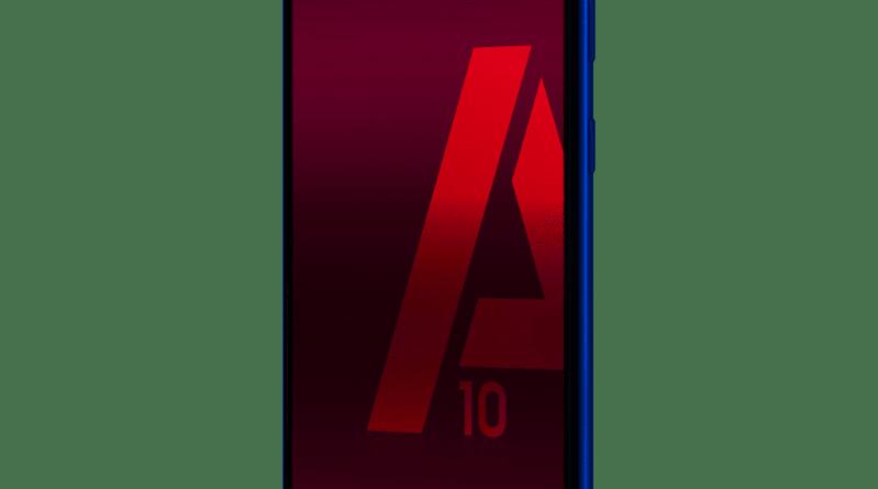 Galaxy A10 side - Los Samsung Galaxy A10 y A20e llegan a España