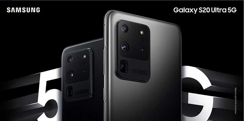 Galaxy S20 Ultra 5G 1 - Samsung Singles' Day: los mejores descuentos en smartphones y televisores
