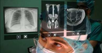 Cirugía real en el hospital Gregorio Marañón con realidad mixta y Microsoft Hololens
