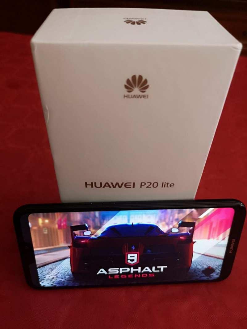 Hoy probamos... Huawei P20 Lite (Review)
