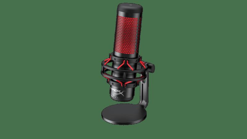 HyperX QuadCast 1024x576 - HyperX anuncia el micrófono QuadCast