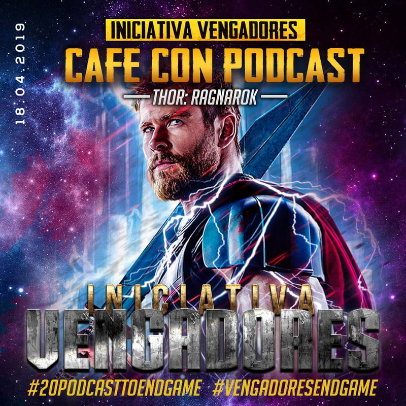 IVOOX VENGADORES 17 2 - Iniciativa Vengadores Podcast: Road to Vengadores: Endgame