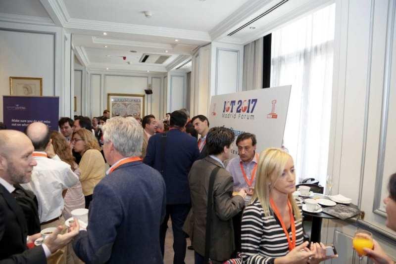 IoT Madrid Forum 4 1024x683 - Madrid vuelve a ser la capital de la innovación con IoT Forum