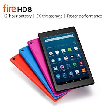 Kindle Fire - Black Friday en Amazon: Echo, Kindle, Fire y Ring con descuentos