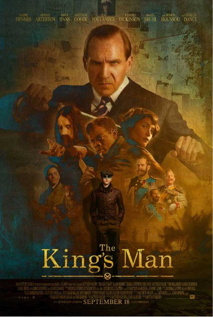 Kingsman 2 690x1024 - The King's Man: La primera misión. Nuevo tráiler y fecha de estreno en cines