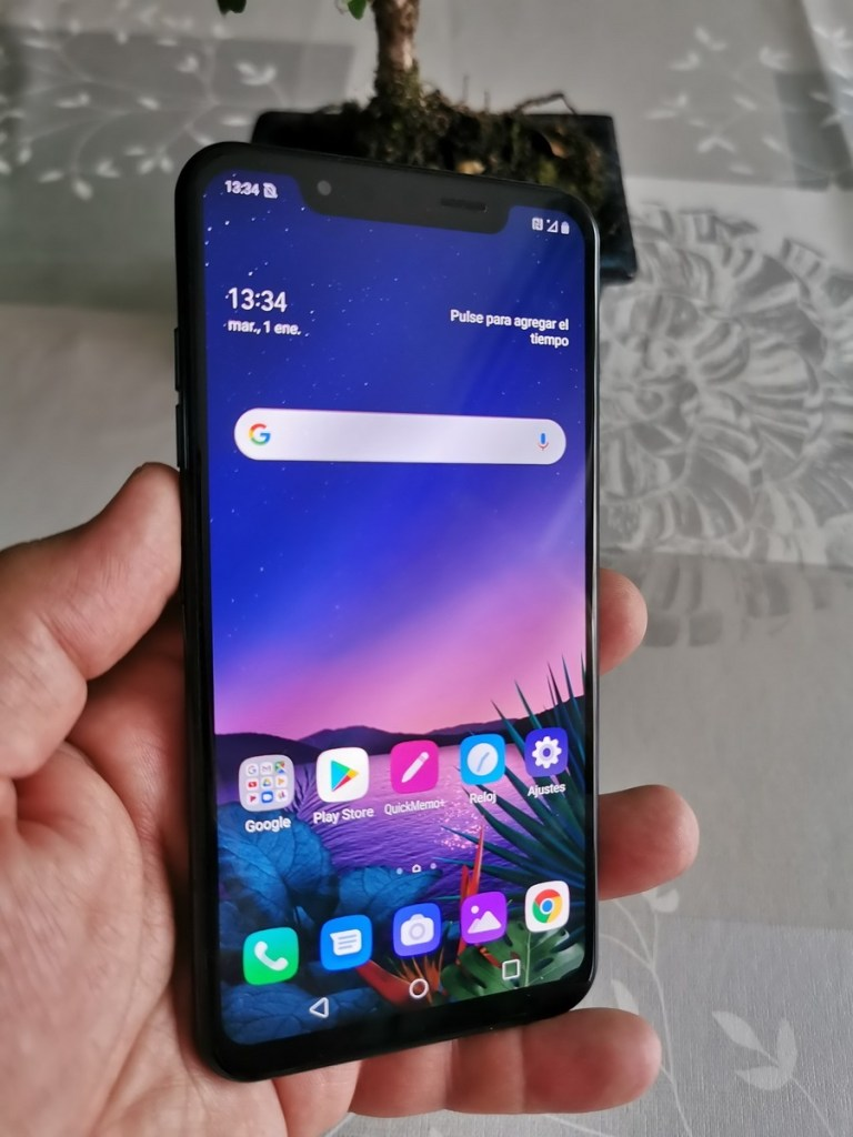 LG G8s ThinQ 1 - LG G8s ThinQ Smart Green: Review completo del smartphone que se controla sin manos