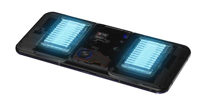 Lenovo Legion Phone Duel 2 Dual Batteries - Lenovo Legion Phone Duel 2: todo lo que quieres saber de este smartphone gamer