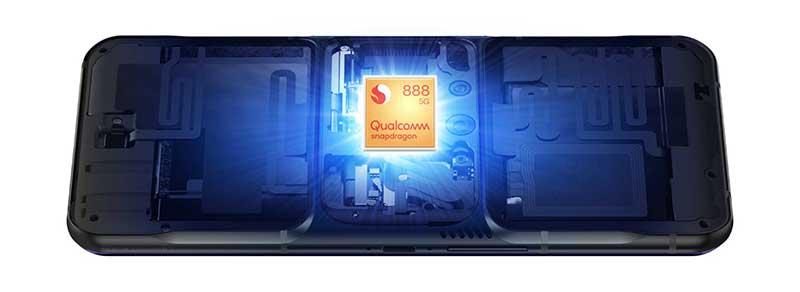 Lenovo Legion Phone Duel 2 SoC graphic - Lenovo Legion Phone Duel 2: todo lo que quieres saber de este smartphone gamer