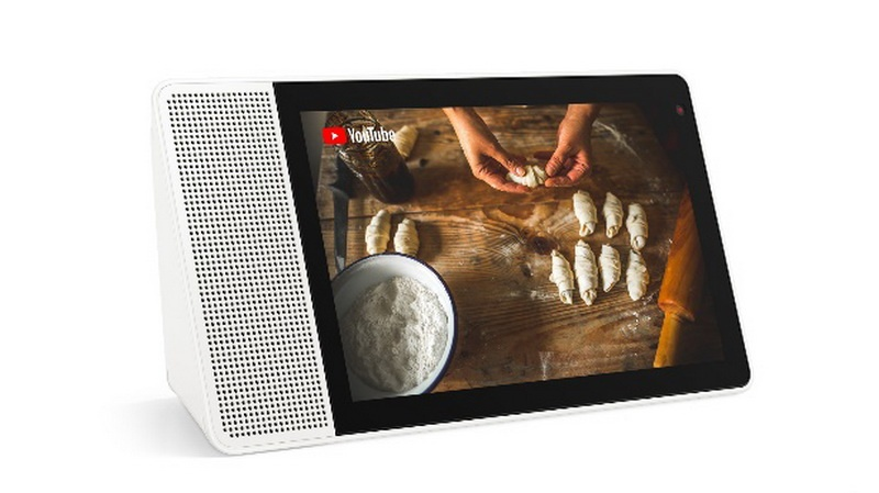 Lenovo Smart Display - ¿Te parece bonito? Aún estás a tiempo. Regalos tech para el día de la madre