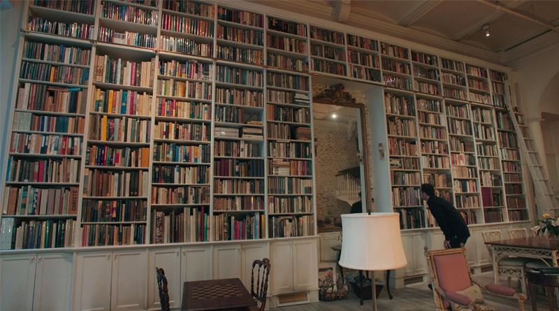 Libreros de Nueva York