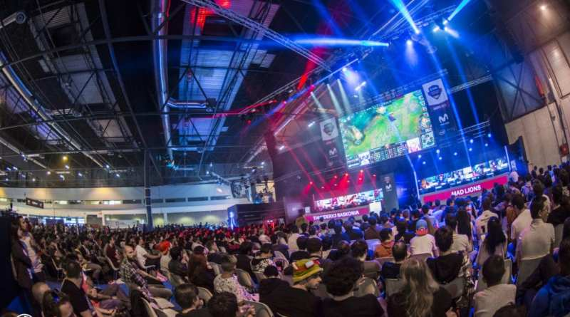 ESL Estará en Madrid Games Week 2018
