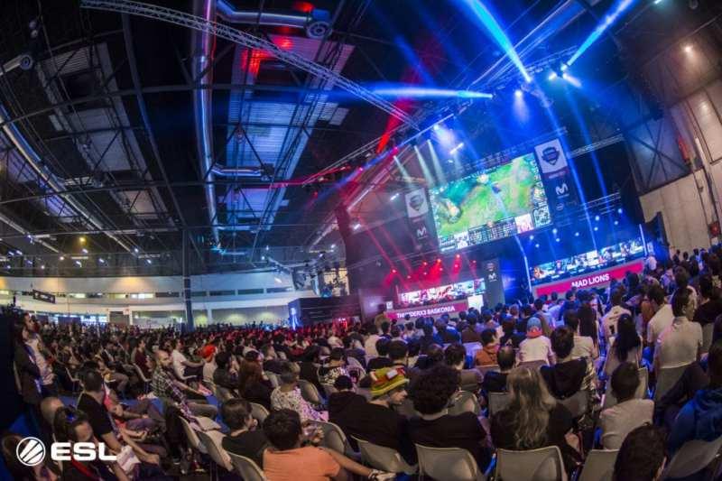 ESL Estará en Madrid Games Week 2018