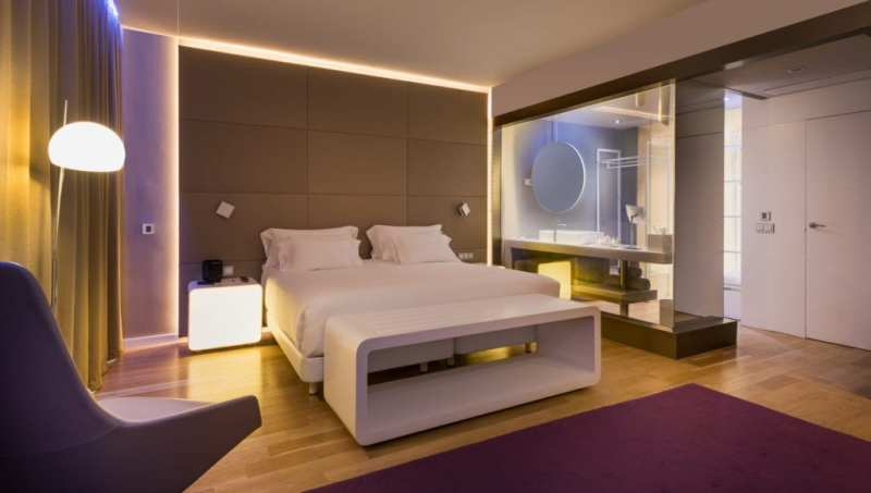 Descubre las nuevas Mood Rooms de NH y Philips Lighting: el Hotel del futuro