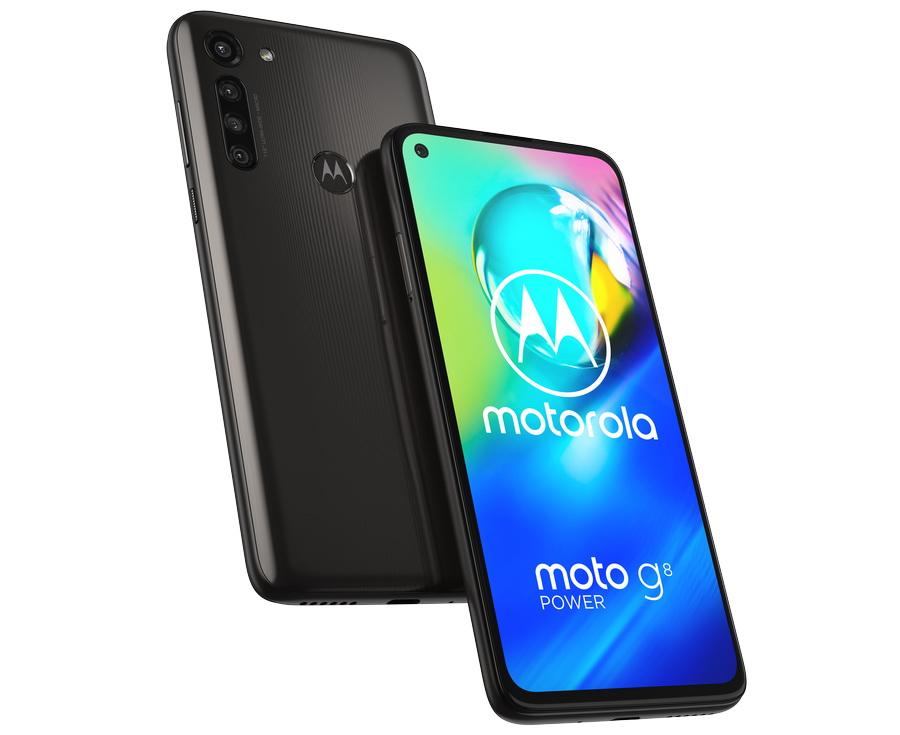 Moto G8 Power ROW Smoke Black - Motorola lanza el moto g8 power para celebrar los 100 millones de teléfonos moto g vendidos